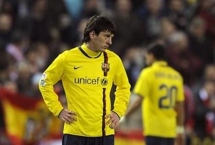 Leonel Messi /AFP
