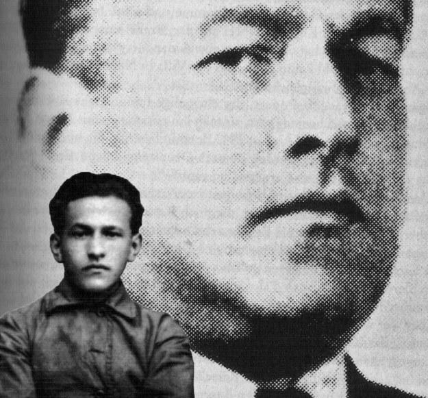 Leopold Trepper za młodu i w sile wieku. /Odkrywca /INTERIA.PL