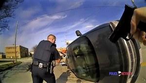 Lepiej nie uciekać przed amerykańską policją