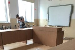 Lepsze Jutro z RMF FM: Nowoczesna pracownia językowa czeka na uczniów z Bukowiny