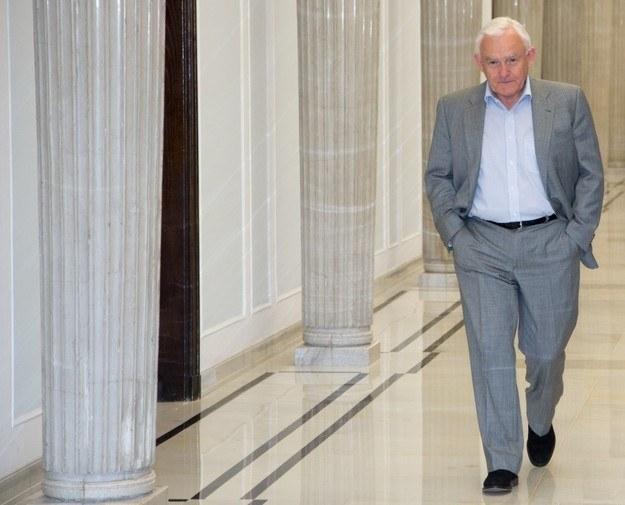 Leszek Miller nie weźmie udziału w posiedzeniu RBN /Andrzej Iwańczuk /Reporter