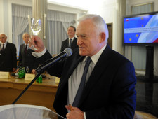 Leszek Miller: Wysokoprocentowy ambasador