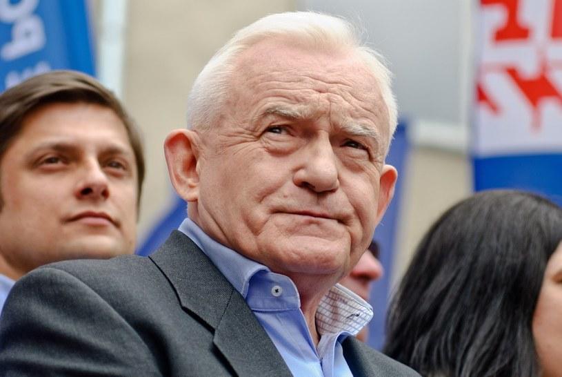 Leszek Miller /Tomasz Urbanek /East News