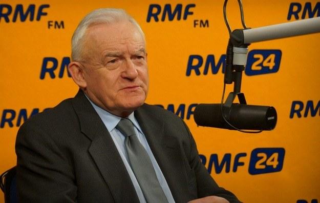 Leszek Miller /RMF