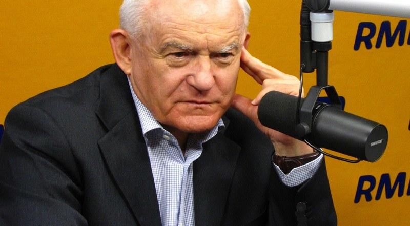 Leszek Miller /Olga Wasielewska /RMF FM