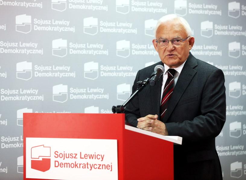Leszek Miller /Tomasz Gzell /PAP