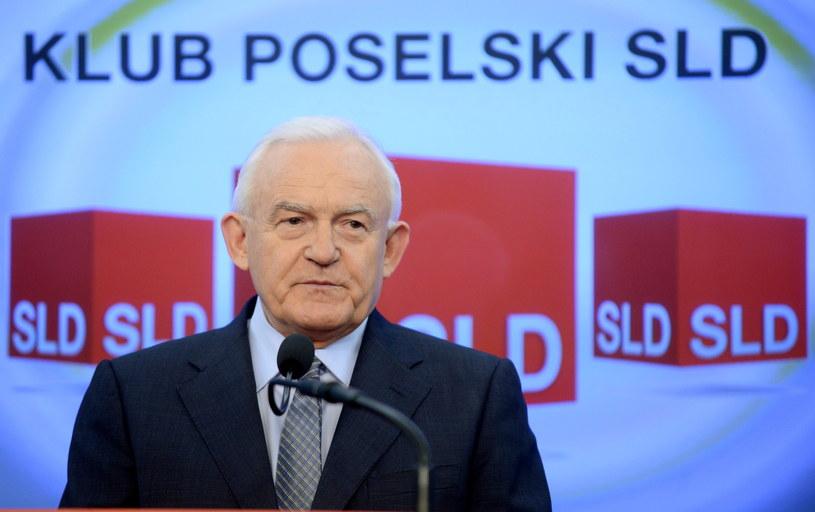 Leszek Miller /Bartłomiej Zborowski /PAP