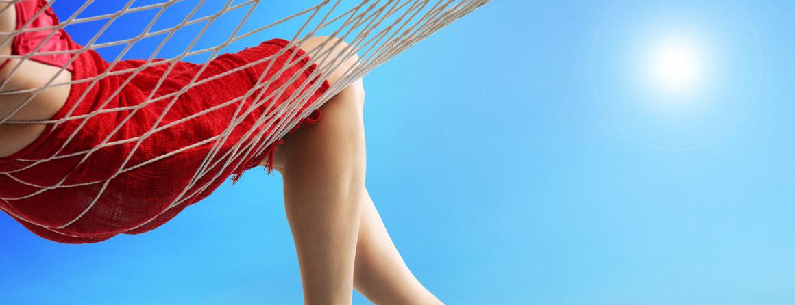 Letnie uczynki dobre dla nóg