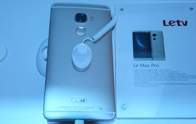 LeTV Le MAX Pro /INTERIA.PL