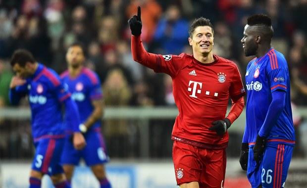 Lewandowski: Chciałbym mieć lewą nogę Messiego