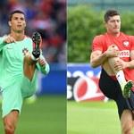 Lewandowski i Ronaldo. Portugalskie media o starciu gigantów