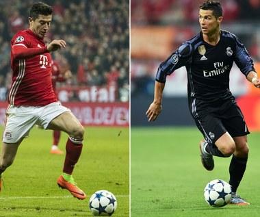 Lewandowski następcą Ronaldo w Realu? Kibice mają innego faowryta. Wideo