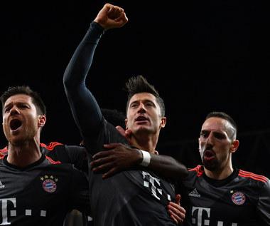 Lewandowski przełamie dominację Messiego i Ronalda? Wideo