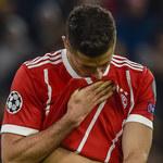 Lewandowski z golem i kontuzją. Bayern Monachium - RB Lipsk 2-0