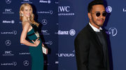 Lewis Hamilton ma romans z modelką?