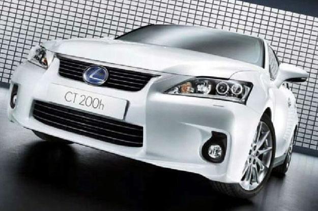 Lexus CT200h /