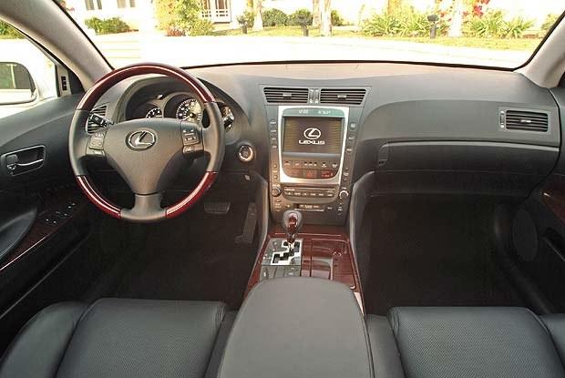 Lexus GS 430 (kliknij) /INTERIA.PL