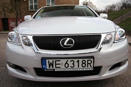 Lexus GS 460 /INTERIA.PL
