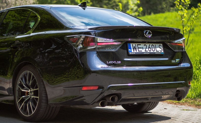 Lexus GS F /INTERIA.PL