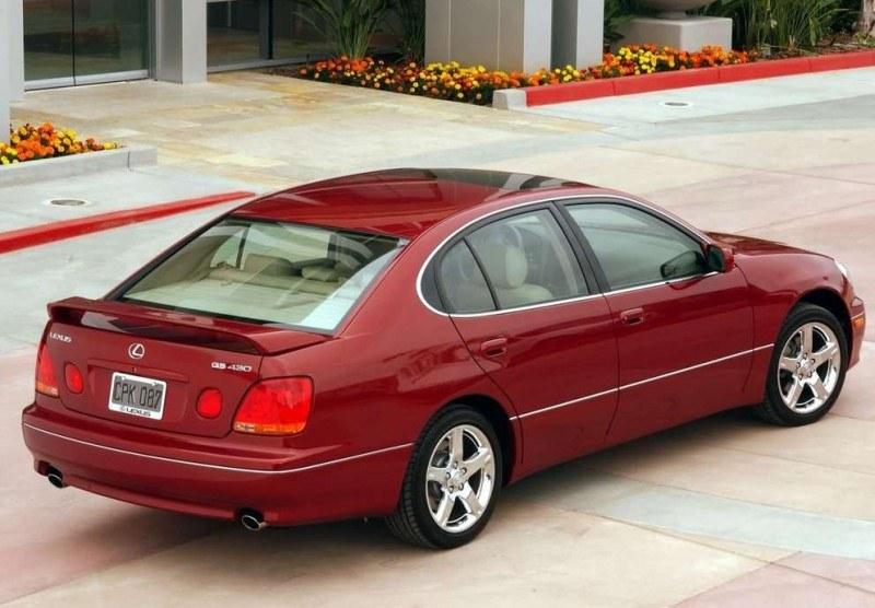 Lexus GS /