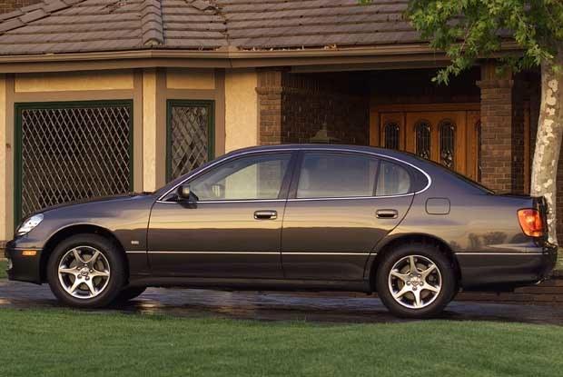 Lexus GS300 SportDesign (kliknij) /INTERIA.PL