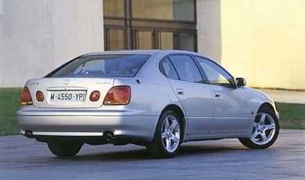 Lexus GS430 (kliknij) /INTERIA.PL