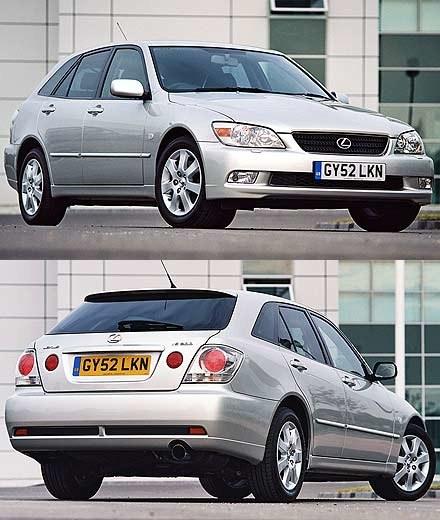 Lexus IS200 SportCross (kliknij) /INTERIA.PL
