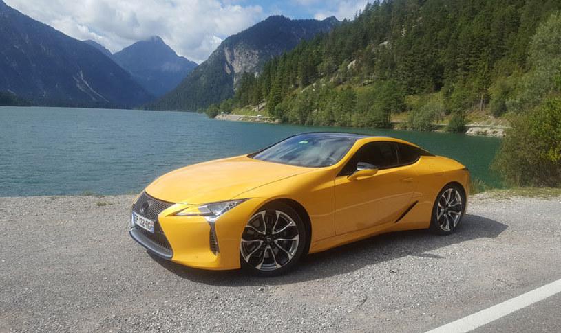 Lexus LC 500 /INTERIA.PL