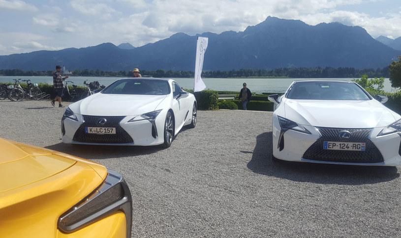 Lexus LC 500h /INTERIA.PL