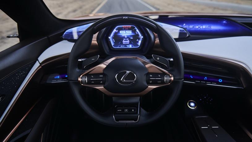 Lexus LF-1 Limitless /