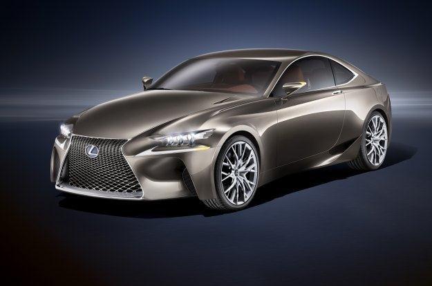 Lexus LF-CC /