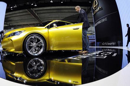 Lexus LF-Ch /AFP