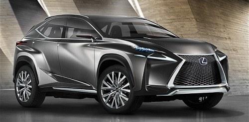 Lexus LF-NX /Lexus