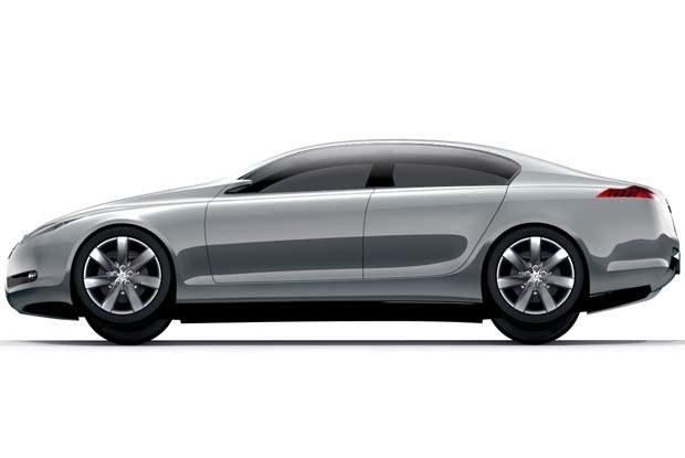 Lexus LF-S (kliknij) /INTERIA.PL