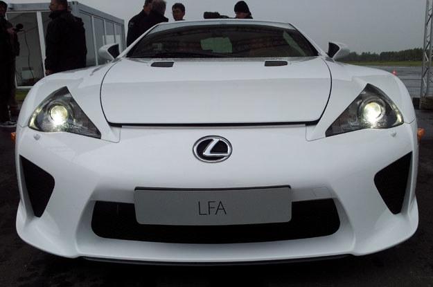 Lexus LFA /INTERIA.PL