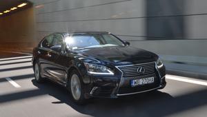 Lexus LS 460 - komfort to nie wszystko