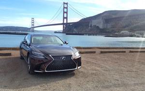 """Lexus LS 500. Piąta generacja zagrozi """"niemcom""""?"""