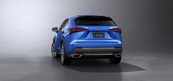 Lexus NX 2017