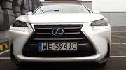 Lexus NX. Czy taki samochód może mieć wady?