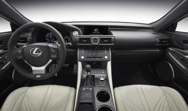Lexus RC F /
