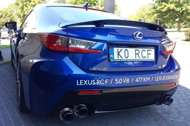 Lexus RC F /INTERIA.PL