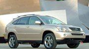 Lexus RX - od początku skazany na sukces?