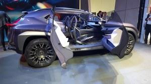 Lexus UX Concept z niezwykłą stylizacją