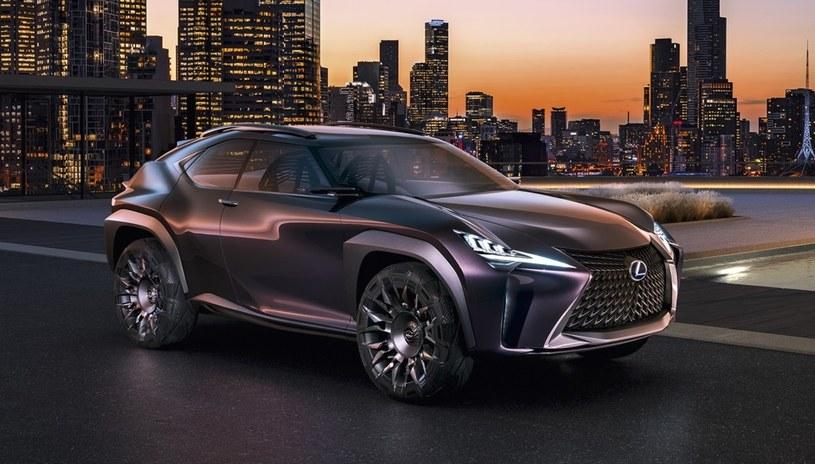 Lexus UX concept /