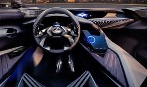 Lexus UX - oto jego niesamowite wnętrze