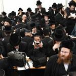 Leżajsk: Pożar w grobowcu cadyka Elimelecha