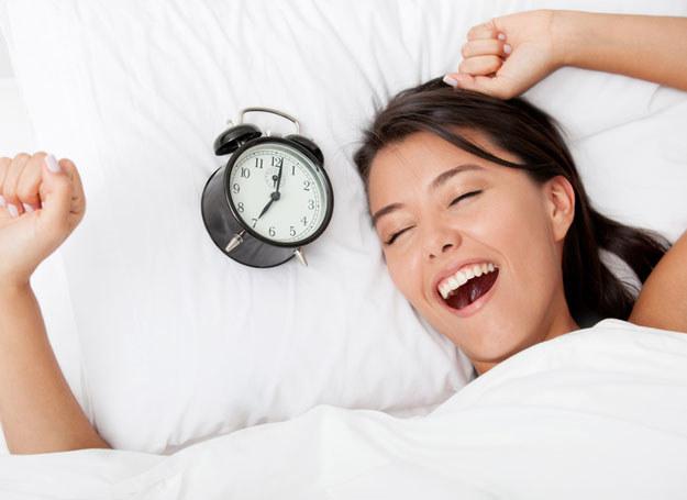 Leżenie w łóżku zajmuje nam jedną trzecią doby  /© Panthermedia