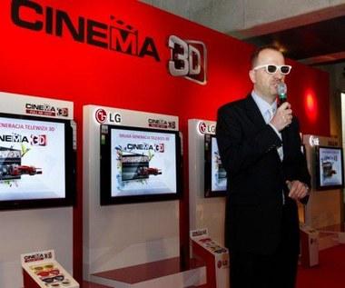 LG CINEMA 3D - nadciąga druga generacja TV 3D