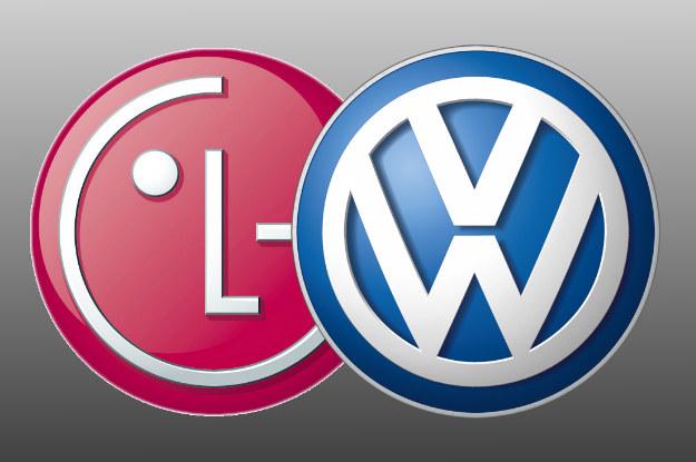 LG Electronics i Volkswagen łączą siły /INTERIA.PL