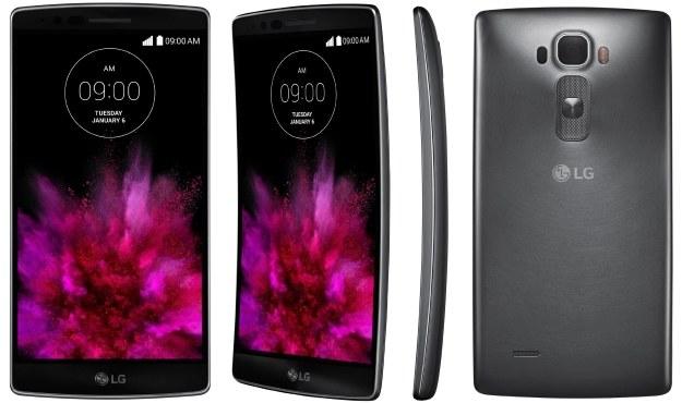 LG G Flex 2 /materiały prasowe